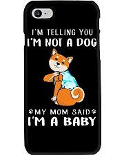 Shiba Inu I'm Telling You I'm Not A Dog Phone Case thumbnail