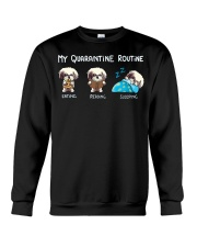 Shih Tzu2 Crewneck Sweatshirt thumbnail