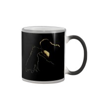 pitbull edition Color Changing Mug tile