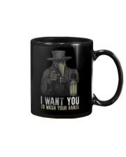 I Want You To Wash Yoru Hands Mug thumbnail