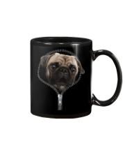 Pug zipper edition Mug thumbnail