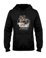 yorkie Hooded Sweatshirt thumbnail