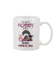 It'S Not A Hobby It'S A 2020 Survival dachshund Mug thumbnail