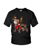 Cats Cute T-shirt Best gift for friend Youth T-Shirt thumbnail