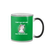 Once upon a tume there was a girl Dachshund2 Color Changing Mug thumbnail