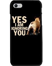 Yes i am ignoring you french bulldog IGNORING 2 Phone Case thumbnail