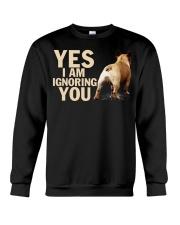 Yes i am ignoring you french bulldog IGNORING 2 Crewneck Sweatshirt thumbnail