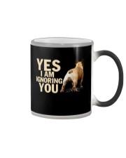 Yes i am ignoring you french bulldog IGNORING 2 Color Changing Mug thumbnail