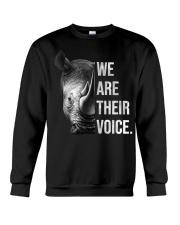 rhino Crewneck Sweatshirt thumbnail