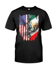 united flag Classic T-Shirt front