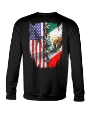 united flag Crewneck Sweatshirt tile