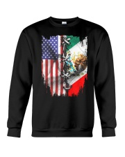 united flag Crewneck Sweatshirt thumbnail