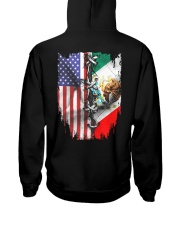 united flag Hooded Sweatshirt tile