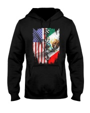 united flag Hooded Sweatshirt thumbnail