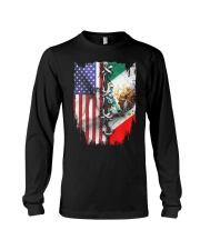 united flag Long Sleeve Tee thumbnail