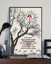 I'LL Be There Till The Stars Don'T Shine  11x17 Poster lifestyle-poster-2