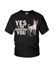 Yes i am ignoring you chihuahua IGNORING 2 Youth T-Shirt thumbnail
