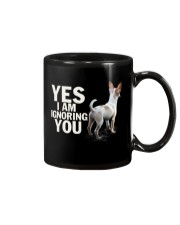 Yes i am ignoring you chihuahua IGNORING 2 Mug thumbnail