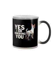 Yes i am ignoring you chihuahua IGNORING 2 Color Changing Mug thumbnail