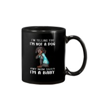 Dachshund I'm Telling You I'm Not A Dog Mug thumbnail