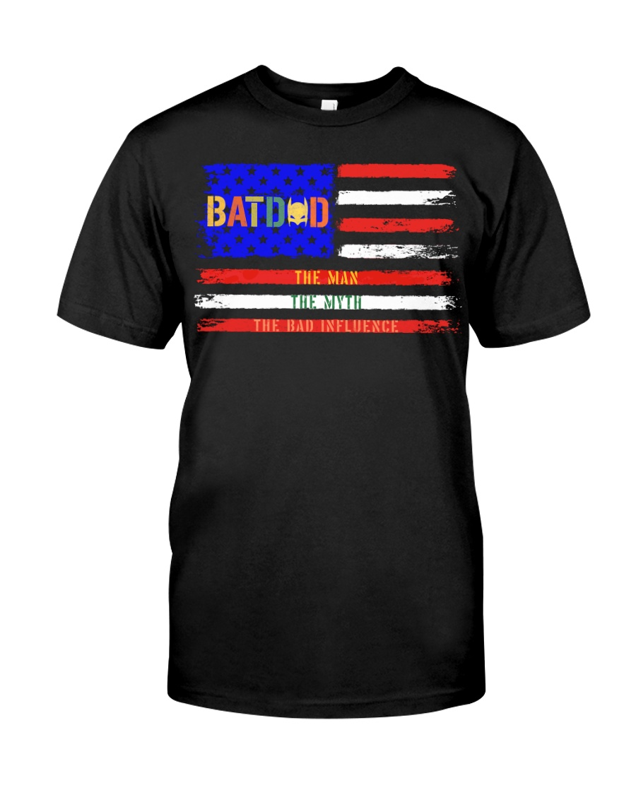 bat dad2 Classic T-Shirt