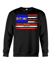 bat dad2 Crewneck Sweatshirt thumbnail