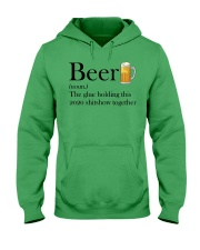 boc beer Hooded Sweatshirt thumbnail