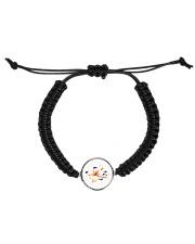 lily family Cord Circle Bracelet thumbnail