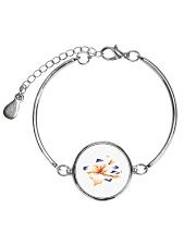 lily family Metallic Circle Bracelet thumbnail