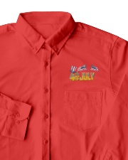 4th of july us independence Dress Shirt garment-embroidery-dressshirt-lifestyle-06