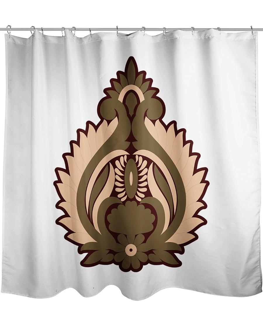 illustration Shower Curtain
