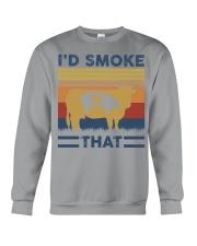 I'd Smoke That Crewneck Sweatshirt thumbnail