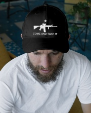 COME AND TAKE IT  Embroidered Hat garment-embroidery-hat-lifestyle-06