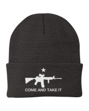 COME AND TAKE IT  Knit Beanie tile