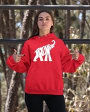 TRUMP  Hooded Sweatshirt apparel-hooded-sweatshirt-lifestyle-05