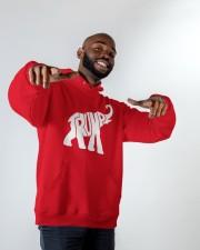 TRUMP  Hooded Sweatshirt apparel-hooded-sweatshirt-lifestyle-front-12