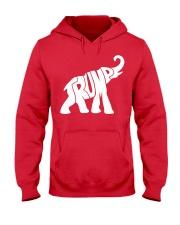 TRUMP  Hooded Sweatshirt front