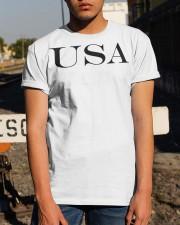 usa Classic T-Shirt apparel-classic-tshirt-lifestyle-29