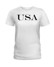 usa Ladies T-Shirt thumbnail