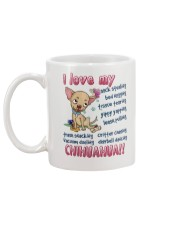 Chihuahua Mug Mug back