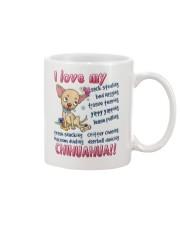 Chihuahua Mug Mug front