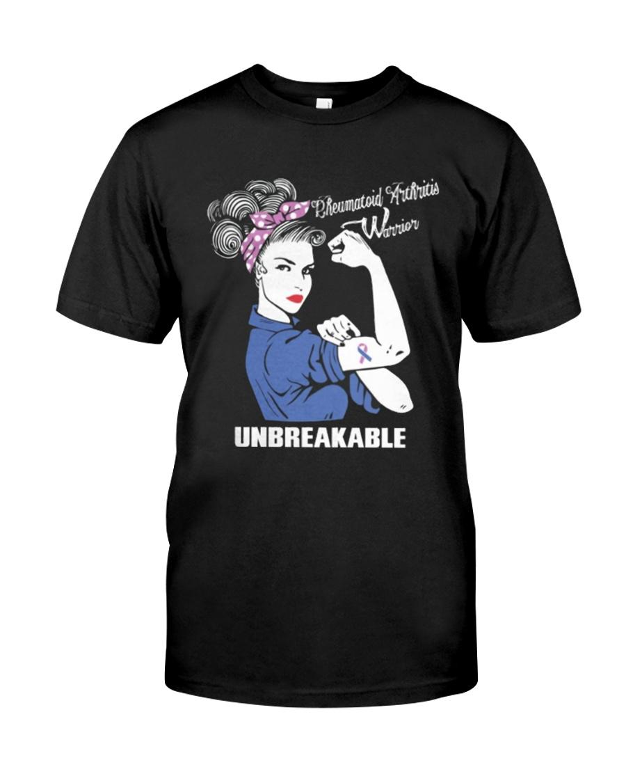 Rheumatoid Arthritis Support Tee Classic T-Shirt