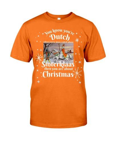 SINTERKLAAS DUTCH CHRISTMAS