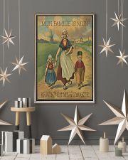 MIJN FAMILIE IS MIJN KRACHT EN MIJN ZWAKTE 16x24 Poster lifestyle-holiday-poster-1