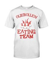 OLIEBOLLEN EATING TEAM Classic T-Shirt thumbnail