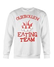 OLIEBOLLEN EATING TEAM Crewneck Sweatshirt thumbnail