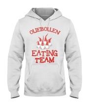 OLIEBOLLEN EATING TEAM Hooded Sweatshirt thumbnail