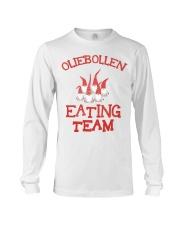 OLIEBOLLEN EATING TEAM Long Sleeve Tee thumbnail