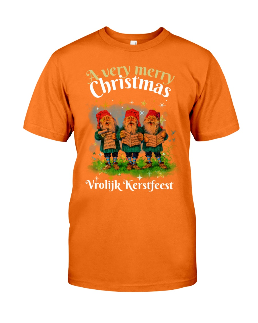 DUTCH CHRISTMAS Classic T-Shirt