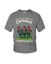 DUTCH CHRISTMAS Youth T-Shirt thumbnail